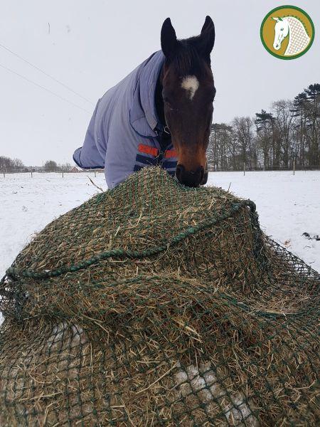 Trickle Net Round Bale Net